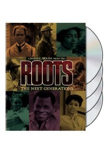 Roots: The Next Generations kapak