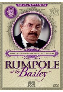 Rumpole of the Bailey kapak