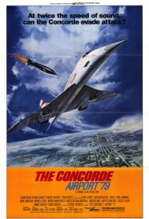 The Concorde... Airport '79 kapak