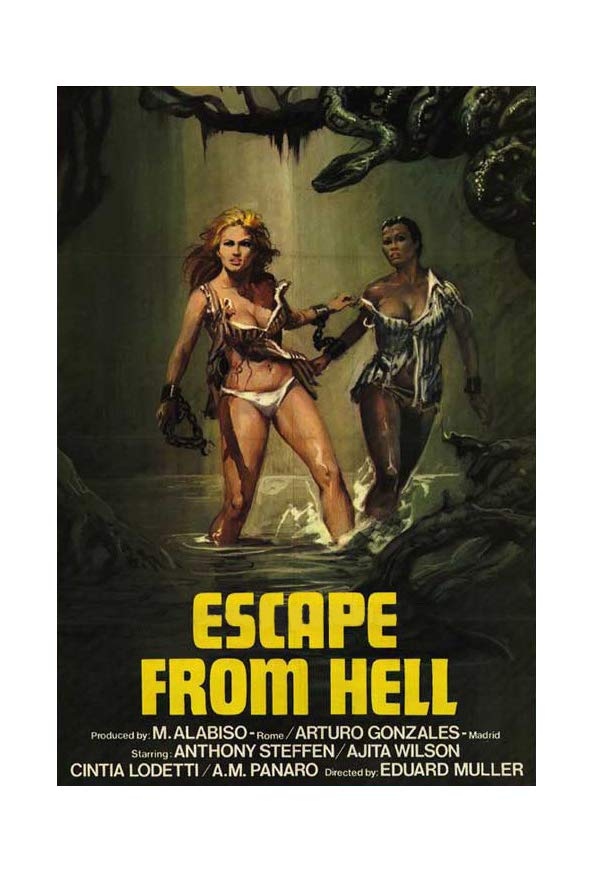 Escape from Hell kapak