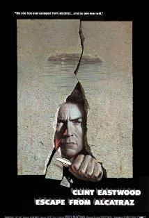 Escape from Alcatraz kapak
