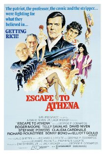 Escape to Athena kapak