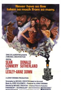 The First Great Train Robbery kapak