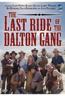 The Last Ride of the Dalton Gang kapak