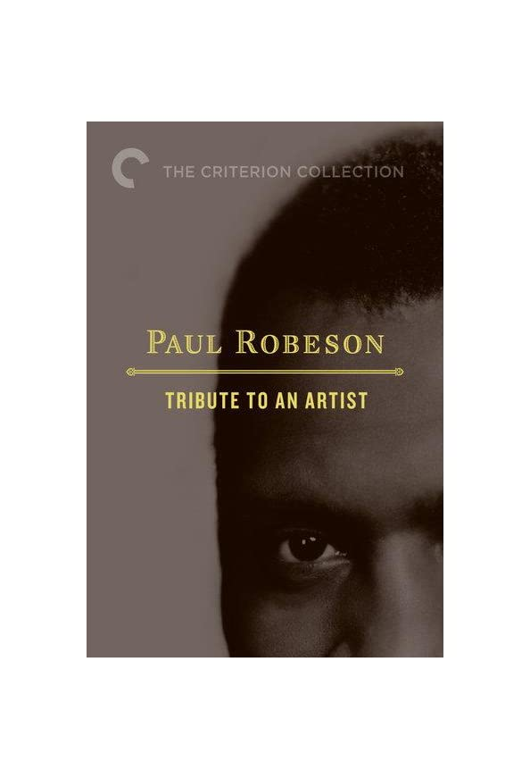 Paul Robeson: Tribute to an Artist kapak