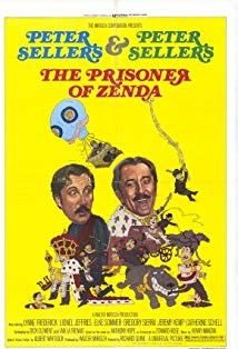 The Prisoner of Zenda kapak