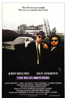 The Blues Brothers kapak