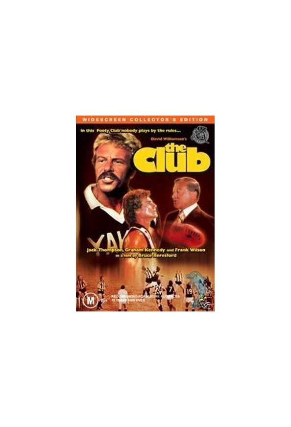 The Club kapak