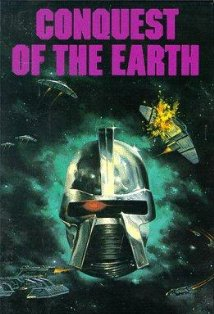 Conquest of the Earth kapak