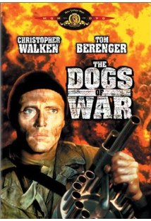 The Dogs of War kapak