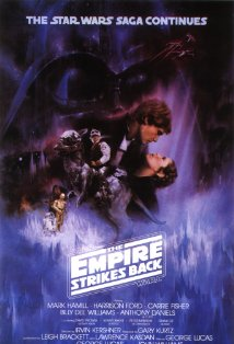 Star Wars: Episode V - The Empire Strikes Back kapak