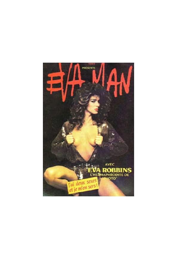 Eva man (Due sessi in uno) kapak