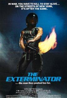 The Exterminator kapak
