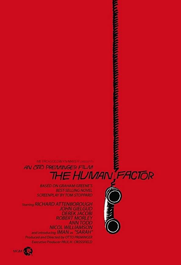 The Human Factor kapak