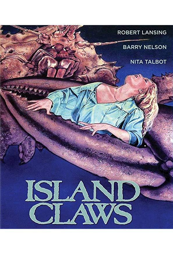 Island Claws kapak