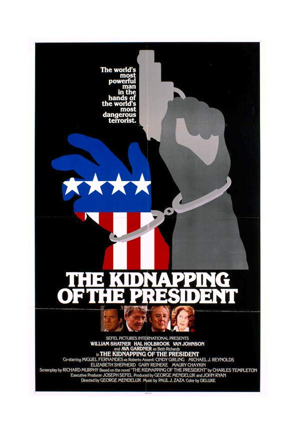 The Kidnapping of the President kapak