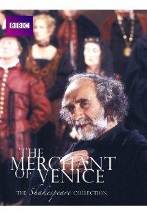 The Merchant of Venice kapak