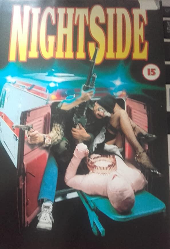 Nightside kapak