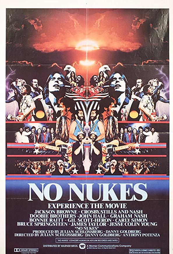 No Nukes kapak