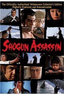 Shogun Assassin kapak