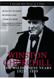 Winston Churchill: The Wilderness Years kapak