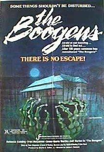 The Boogens kapak