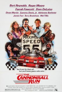 The Cannonball Run kapak