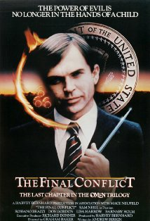 The Final Conflict kapak