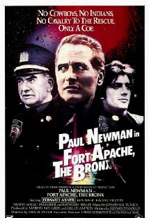 Fort Apache the Bronx kapak