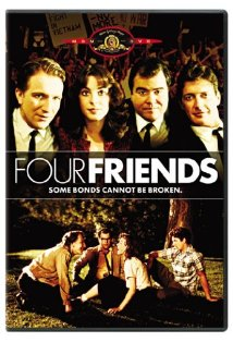 Four Friends kapak