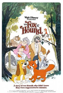 The Fox and the Hound kapak