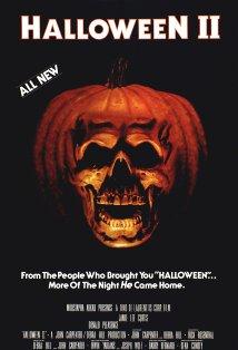 Halloween II kapak