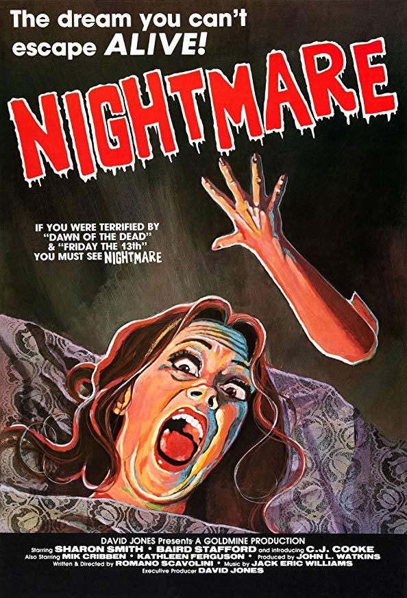 Nightmare kapak