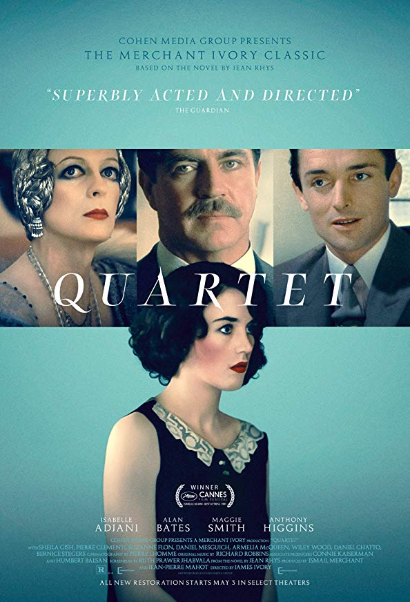 Quartet kapak
