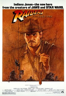 Indiana Jones and the Raiders of the Lost Ark kapak