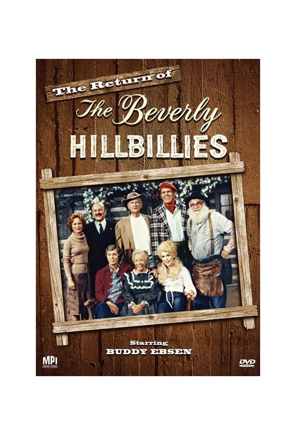 The Return of the Beverly Hillbillies kapak