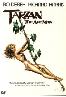 Tarzan the Ape Man kapak