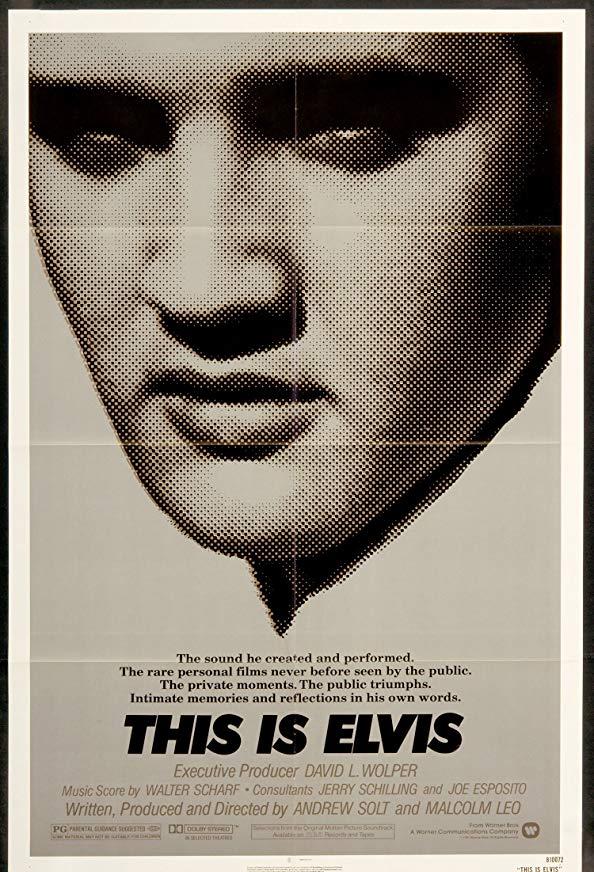 This Is Elvis kapak