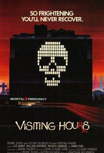 Visiting Hours kapak