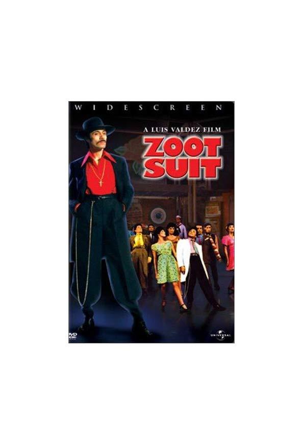 Zoot Suit kapak