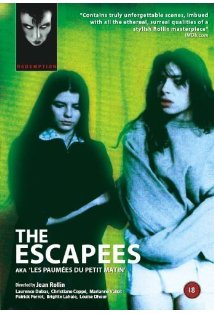 The Escapees kapak