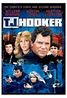 T.J. Hooker kapak