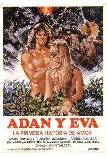 Adamo ed Eva, la prima storia d'amore kapak