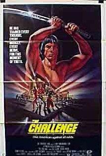 The Challenge kapak