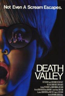 Death Valley kapak