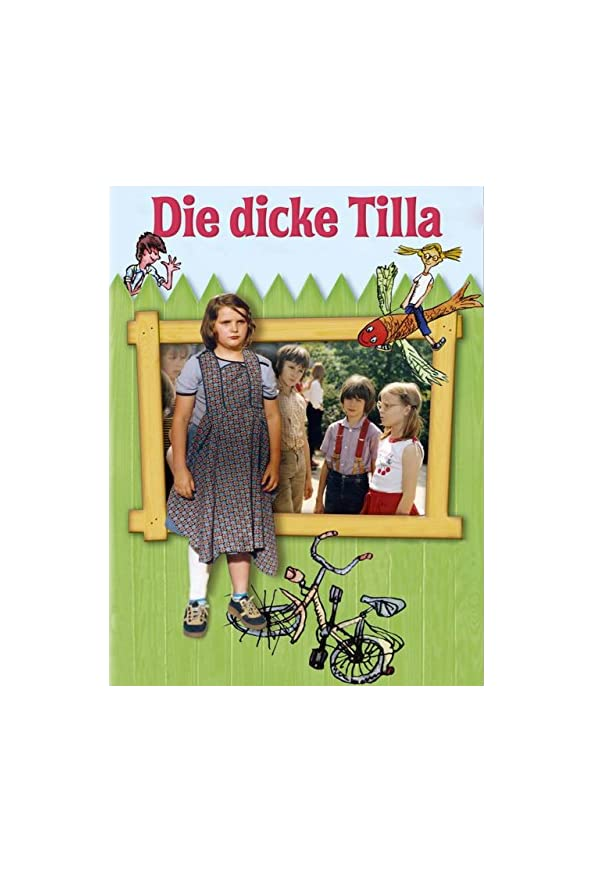 Die dicke Tilla kapak