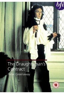 The Draughtsman's Contract kapak