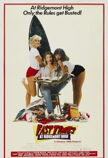 Fast Times at Ridgemont High kapak