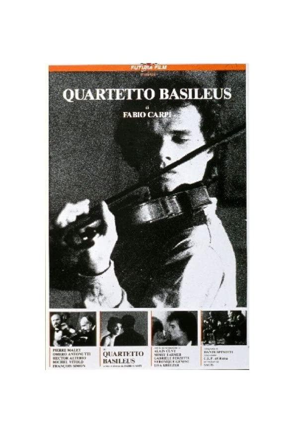 Il quartetto Basileus kapak
