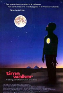 Time Walker kapak